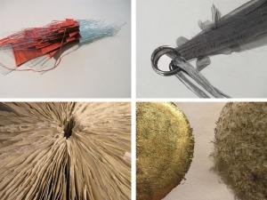 Imagen para el catálogo / cuatro detalles de las obras